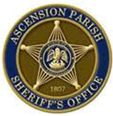 Ascension Parish Sheriff Arrest Records Ascension Parish Arrests News Donaldsonville Chief