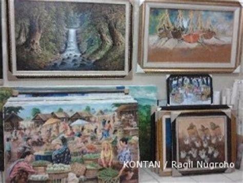 Lu Sorot Untuk Lukisan sentra lukisan jelekong sentra lukisan terbesar di