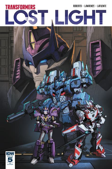 transformer for lights transformers lost light 5 idw publishing