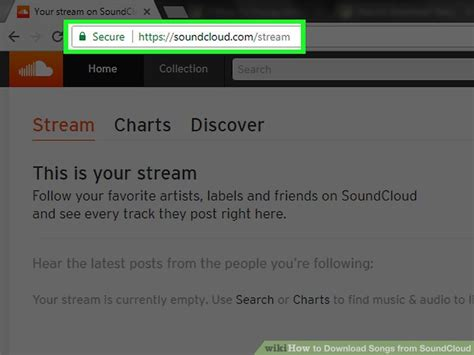 How to Download Songs from SoundCloud (with Pictures ...