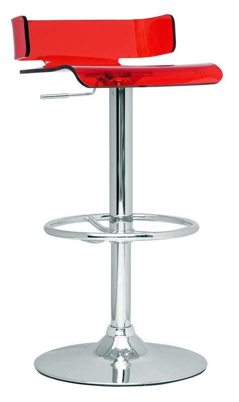 Adjustable Height Swivel Stool by Adjustable Height Swivel Stool Chintaly 0325 As