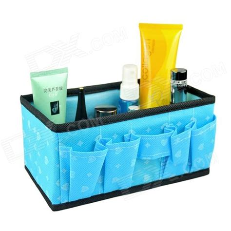 the makeup light pro discount convenient non woven fabric cosmetics makeup organizer