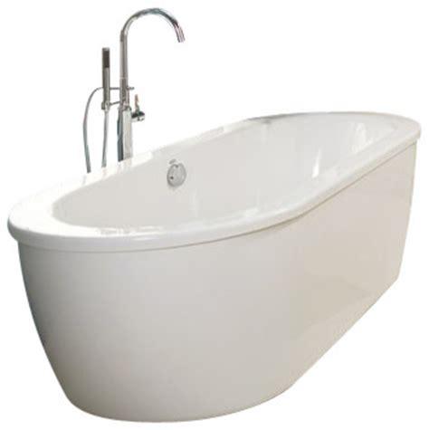 american standard cadet bathtub american standard cadet 66 quot acrylic soaking bathtub tub