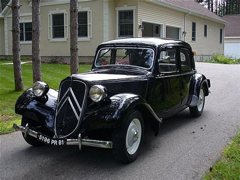 Citroen Traction Avant For Sale by 1951 Citroen Traction Avant For Sale Mt Pleasant Michigan