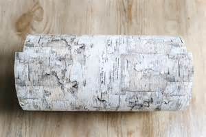 How To Make Birch Bark Paper - diy birch bark vase for 2