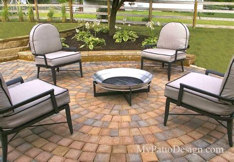 Portable Patio Pit Triyae Portable Outdoor Pit Ideas Various