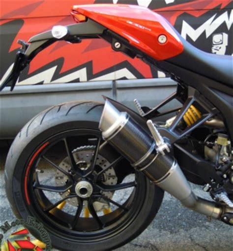 Hp Corse Exhaust Made In Italy fresco ducati 1100 evo motoworld japan