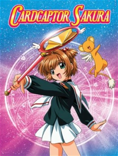 Dvd Anime Cardcaptor The top 10 magic anime best recommendations