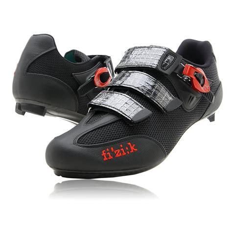 fizik road bike shoes fizik r3 uomo s road cycling shoes 46 black