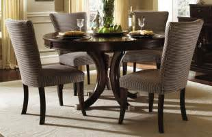 Round glass dining table wood base diy round dining table glass all