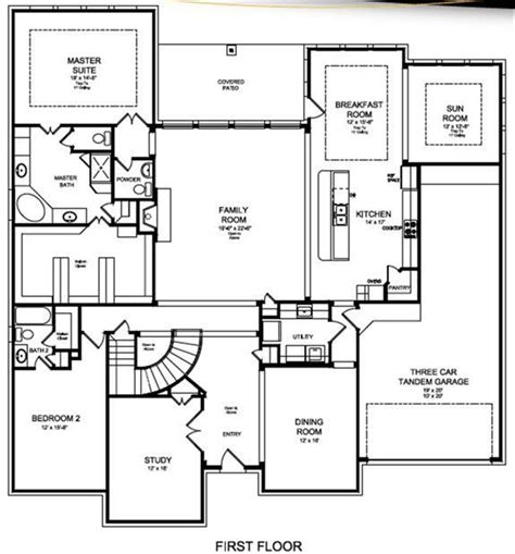 k hovnanian homes floor plans florida