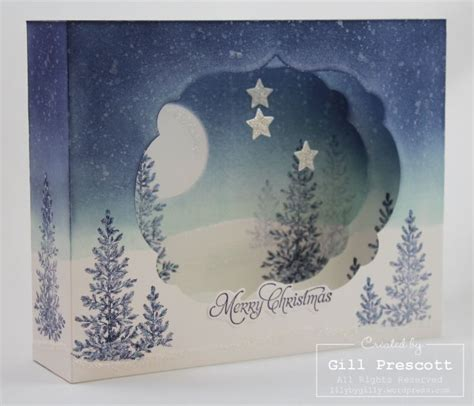 Diorama Card Template by 1000 Images About Handmade Pop Up Cards On