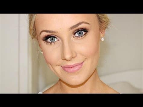 natural wedding makeup tutorial bridal makeup tutorial youtube