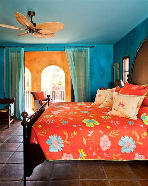 Blue And Orange Bedroom Decor by Best 25 Blue Orange Bedrooms Ideas Only On