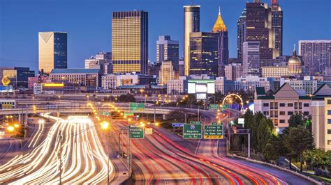 Top Mba In Atlanta by Atlanta No 2 Top City For Millennials Atlanta Business