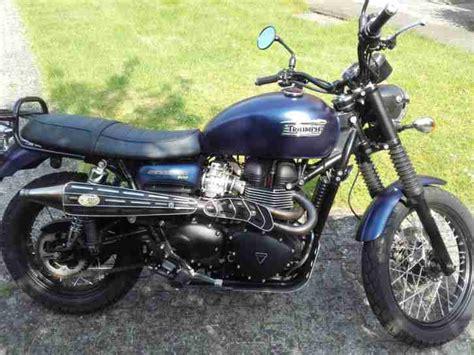 Motorrad Scrambler by Motorrad Triumph Scrambler 900 Bestes Angebot Triumph