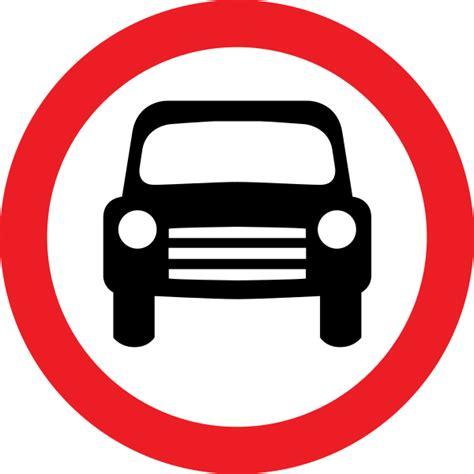 Auto Zeichen by File Uk Traffic Sign 619 1 Svg