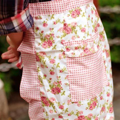 Banglegelang Fashion Import G 046 waterproof apron pocket checked floral flower home cooking kitchen restaurant ebay