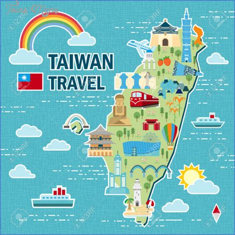 Villa In Mumbai by Taiwan Map Tourist Attractions Toursmaps Com