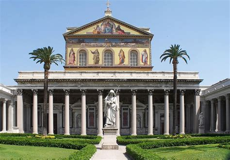 www san paolo basilica of paul outside the walls