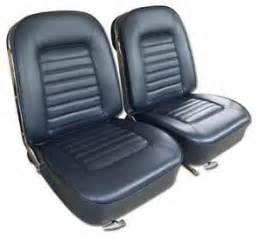 Car Seat Covers For Corvettes 1965 1966 Corvette Seat Covers
