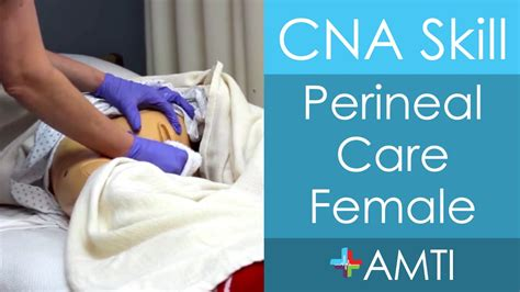 cna and nursing skill training making an occupied bed female peri care related keywords female peri care long