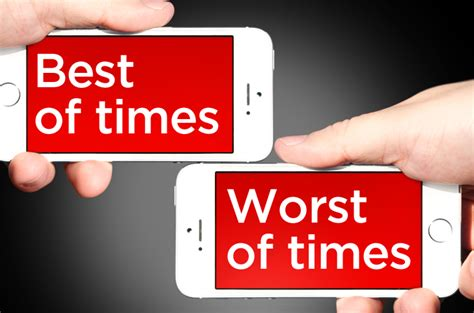 the best of times the worst of times a history of now books mobile marketing it s the best of times and the worst of