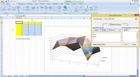 software for graphs is there any excel like but free software that is able to