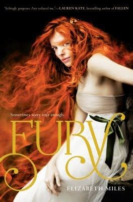 the fury books fury the fury trilogy 1 by elizabeth reviews
