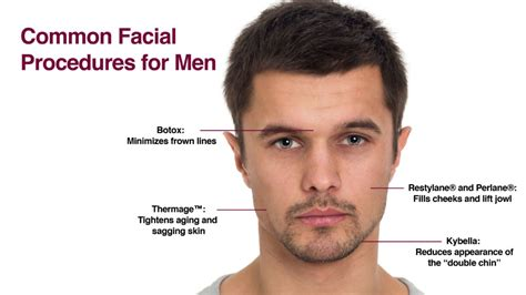 forehead hair removal for men cosmetic face and body treatments for men in washington dc