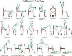 Chair Exercises At Work by 1000 Images About Exercise Activity At Work On