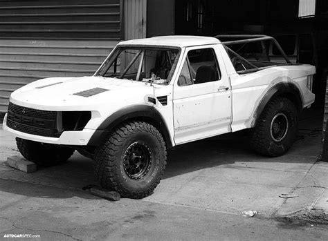 prerunner bronco how to build a ford bronco prerunner in f150 raptor style