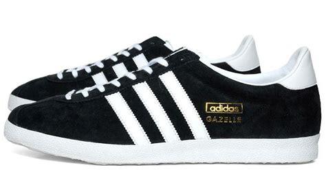 adidas gazelle black adidas gazelle og black white megadeluxe for the