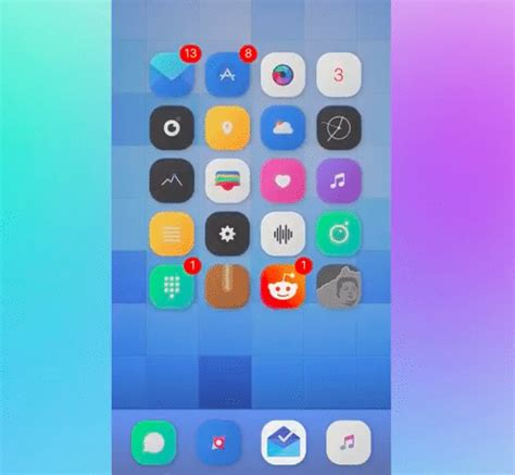 iphone jailbreak layout boxy 3 lets you customize your iphone s home screen layout