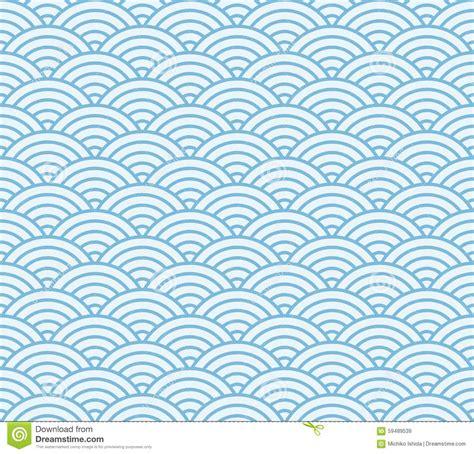 japanese wave pattern illustrator japanese wave pattern stock vector image 59489539