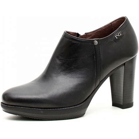 tronchetto nero giardini 2013 scarpe donna nero giardini tronchetto pelle