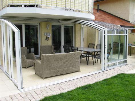 retractable patio enclosure   home patio