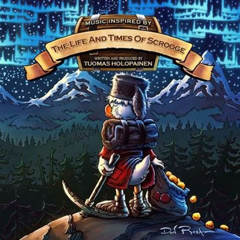 the life and times tuomas holopainen the life and times of scrooge metal obsession