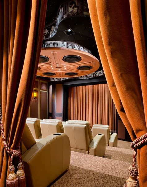 cinema decor for home stupefying home theater decor metal decorating ideas