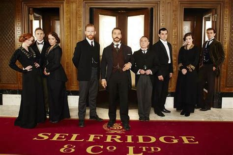 hair styles in mr selfridge series 2 mr selfridge news of war reaches the store in new clip
