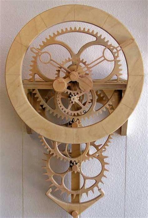 steampunk home clayton boyer clock designs
