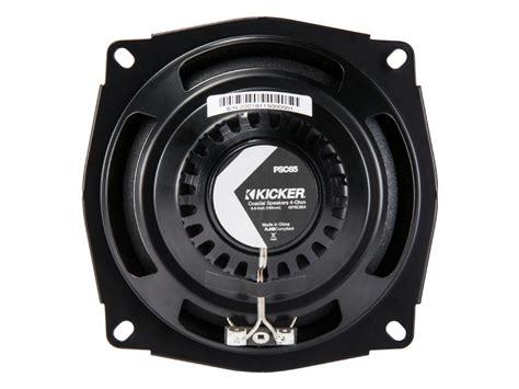 Speaker Gmc 60 Watt kicker 42psc654 6 5 quot ps psc654 series 60 watt rms 4 ohm