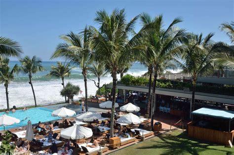 bali clubs potato club beachfront restaurants bars at