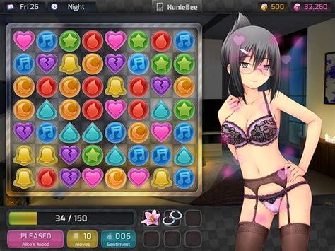 dating sim dos games review desafio huniepop date simulator mis 243 gino e