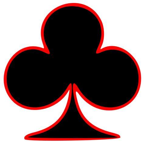 card club clubs cliparts