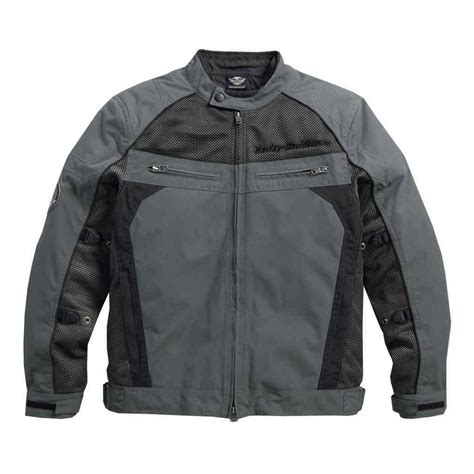mens riding jackets harley davidson mens utilitarian textile and mesh riding