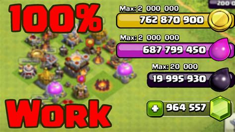 clash of clans hack apk clash of clans mod apk 187 apktwister