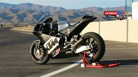 motor moto2 ktm roll out new moto2 machine at almeria mcnews au