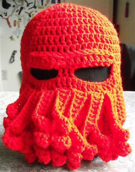 zoidberg knit hat cthulhu ski hat stay warm in your nightmare