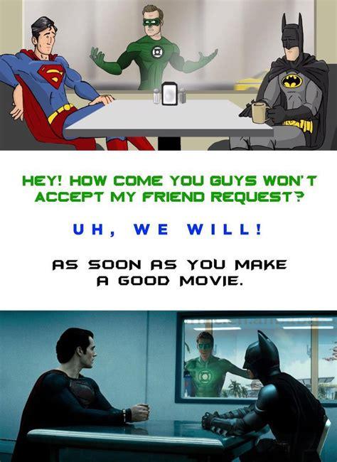 Batman Green Lantern Meme - 52 best batman images on pinterest funny stuff funny